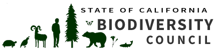 Site Logo for the California Biodiversity Council